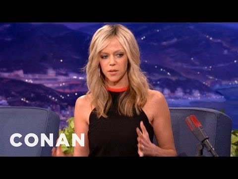Kaitlin Olson Can't Dance - CONAN on TBS - YouTube