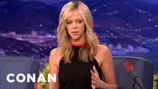 Kaitlin Olson Can't Dance - CONAN on TBS