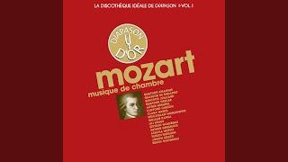Trio avec piano No. 2 in G Major, K. 496: I. Allegro