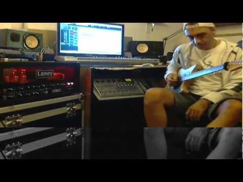 Cuerdas de guitarra eléctrica 0.09 vs 0.10.wmv - Parte 1