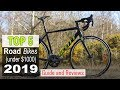 Top 5 - Road Bikes 2019 (under $1000) - Guide and Reviews