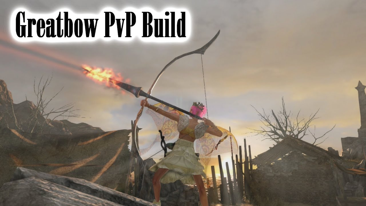 Greatbow Build Dark Souls