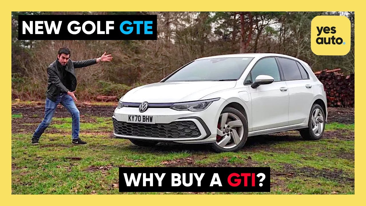 VW Golf GTE 2021 Review : Do you actually need a GTI anymore?