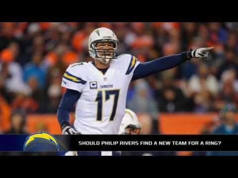 Would Philip Rivers ever ask to play for a Super Bowl contender?