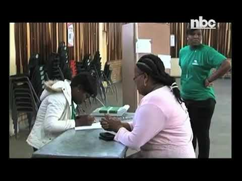 Electoral Commission of Namibia to recruit unemployed youth for upcoming elections-NBC