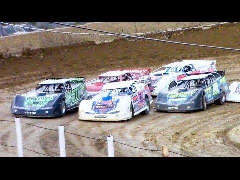 Super Late Model Heat One | Old Bradford Speedway | 7-20-18