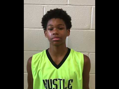 Mark Toyer (Hustle 256/Anniston Middle/Anniston, AL) 2022 5'9 SG