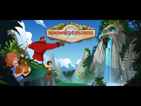 Renowned Explorers: International Society - Adventure mode - Aggresive playthrough