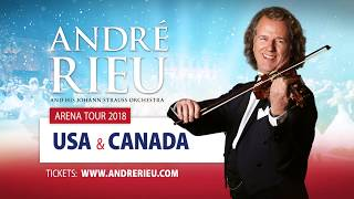 André Rieu back to USA & Canada