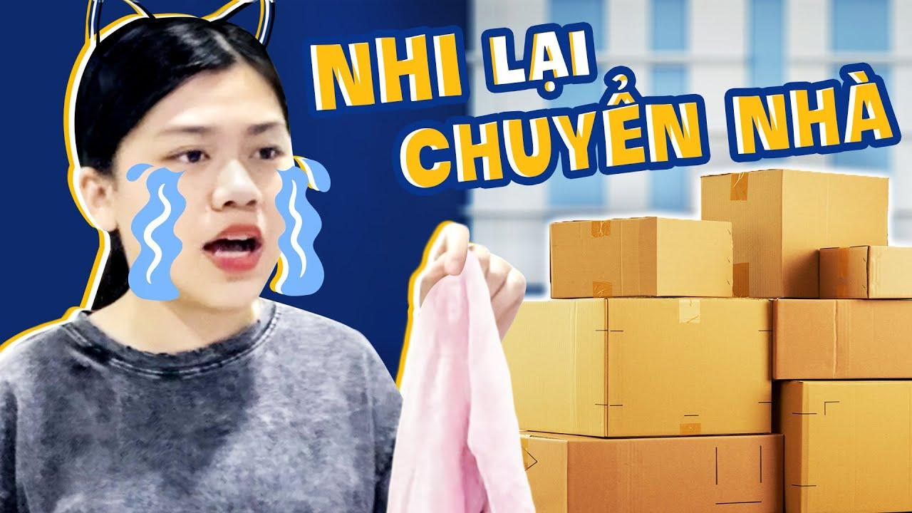 Cường Kido phát hiện tài sản tiền tỷ của Yến Nhi trong lúc chuyển nhà !?? | Yến Nhi's Vlog