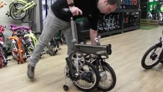 Bicicleta Electrica Flebi Supra 2.0 UF
