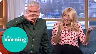 Camera Smashes And More Of Holly And Phillip's Best Bits Of The Week | This Morning