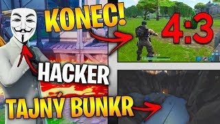 INTERDICTION 4:3! HACKED FORTNITE! SECRET BUNKR EN LOOT LAKE?