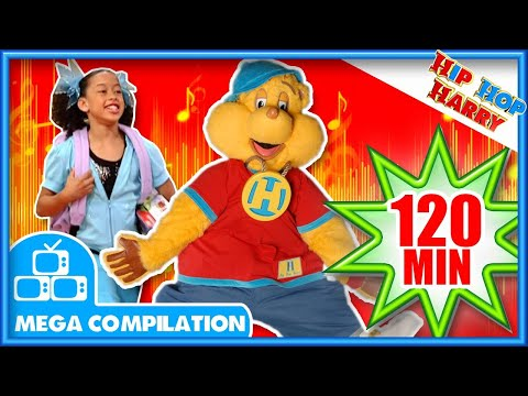 Words Have Power | Kids Song Compilation | OVER 120 MIN | Animals & Songs For Kids! | Hip Hop Harry