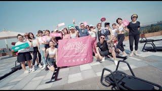 Global Wellness Day at Mandarin Oriental Wangfujing, Beijing