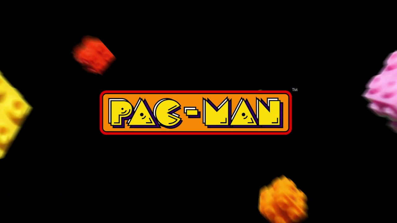 PAC-MAN™ Strictly Briks Products