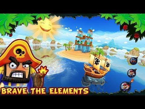 Pirates 3D игра на Андроид