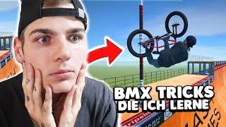 Diese BMX TRICKS will ich KÖNNEN! 😱