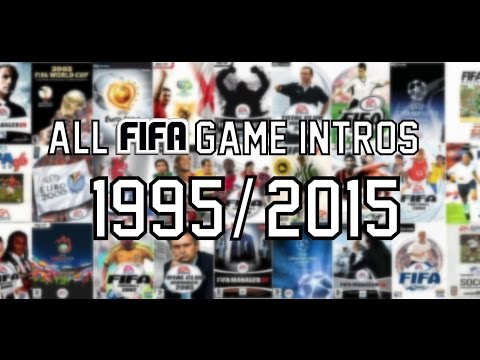 FIFA Soccer Intro Compilation (1995/2015)