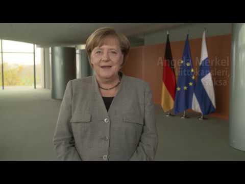 Germany, Chancellor Angela Merkel