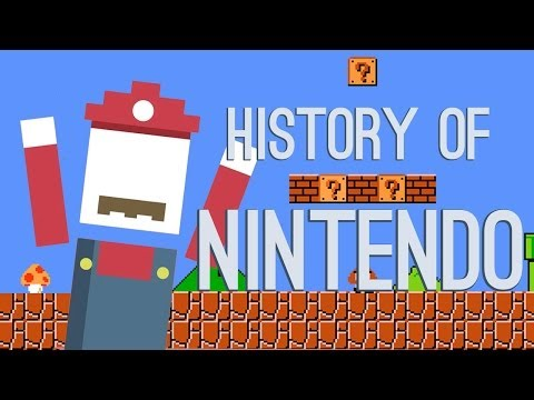 125 YEARS OF NINTENDO HISTORY