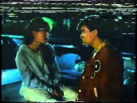 Lucas 1986 TV Spot Corey Haim Charlie Sheen