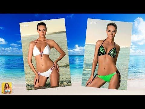 Польские купальники SHI 2018 модные тенденции интернет магазин купальников Сочи Адлер Москва купить