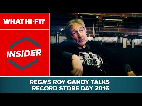 Regas Roy Gandy talks Record Store Day 2016