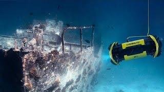Çanakkale'de Batırdığımız Savaş Gemisine DENİZALTI DRONE'u ile DALDIM!
