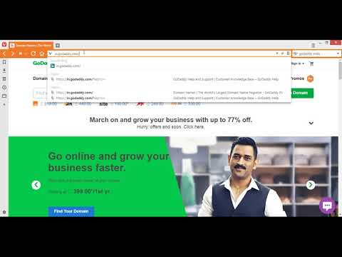 How To Connect Godaddy Live Chat In 15 Seconds