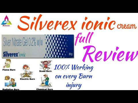 Silverex Cream
