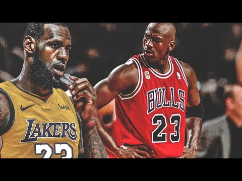 "LeBron James DECLARES HIMSELF The ""GREATEST"" Basketball Player EVER! pt.2"