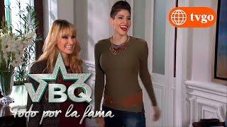 Ven baila quinceañera avance Martes 03/01/2017 - ¡HaAsh llegó a la casa de Camila!