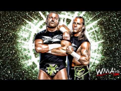 D-Generation X 3rd WWE - Break It Down (Intro Cut) [High Quality + Download Link]