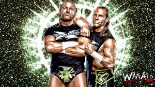D-Generation X 3rd WWE - Break It Down (Intro Cut) [High Quality + Download Link]