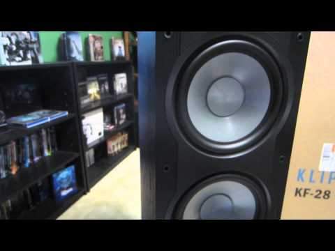 My Home Audio, Klipsch 10 Subwoofer from YouTube · Duration:  1 minutes 47 seconds