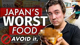 I Tried Japan's WORST Food (So You Don't Have To)