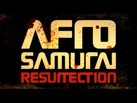 Afro Samurai Resurrection opening theam