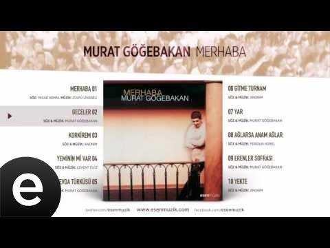 Geceler (Murat Göğebakan) Official Audio #geceler #muratgöğebakan