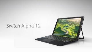Máy tính bảng Acer Switch Alpha 12, ngon bổ rẻ sao phải mua Surface Pro 4