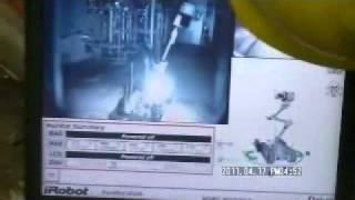 福島第一原発(1号機)パックボットによる撮影(4月17日)/東電撮影