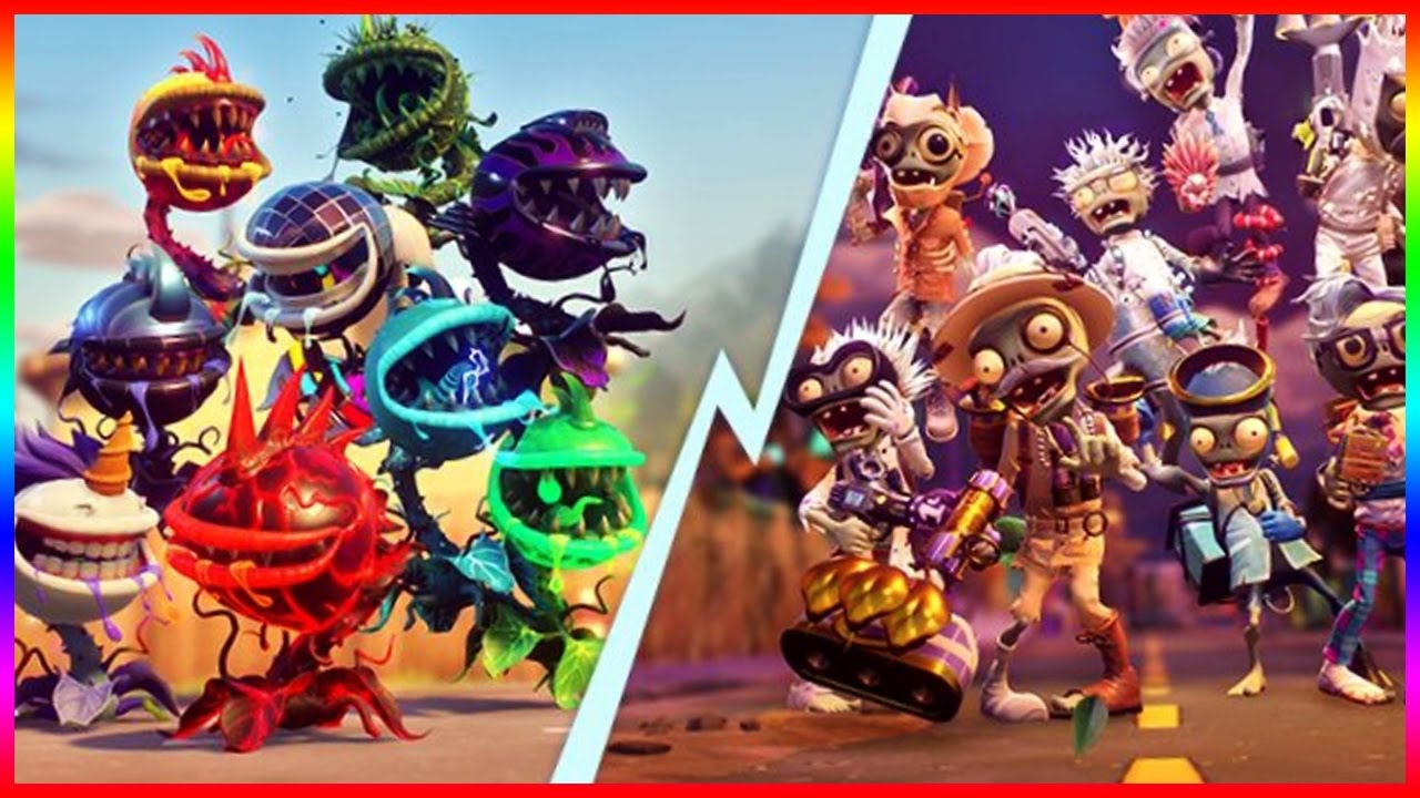 Lunchtime at the lab mystery portal event plants vs Plants vs zombies garden warfare 2 event calendar