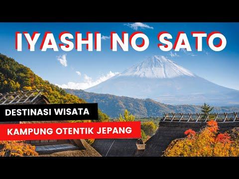 review-tempat-iyashi-no-sato-nenba-yamanashi-jepang---wisata-ke-jepang
