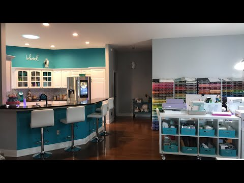 Live Full House/ Craft Room Tour The Villages FL