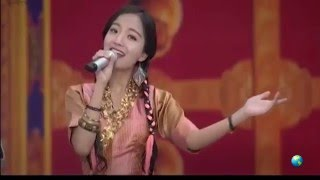 New Tibetan Love Song 2016 by Sonam Dekyi & Sonam Gonpo ཆུང་འདྲིས།