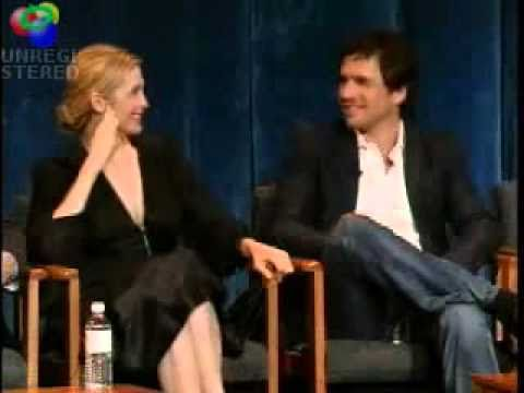 Matthew Settle and Kelly Rutherford bit at Paley Fest 2008