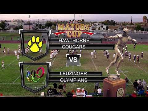 2017 Mayor's Cup - Hawthorne vs Leuzinger 09-22-17