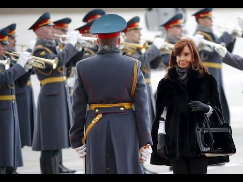 LIVE: Kirchner speaks at Argentina and Russia Entrepreneurs Forum in Moscow (09:15 GMT)