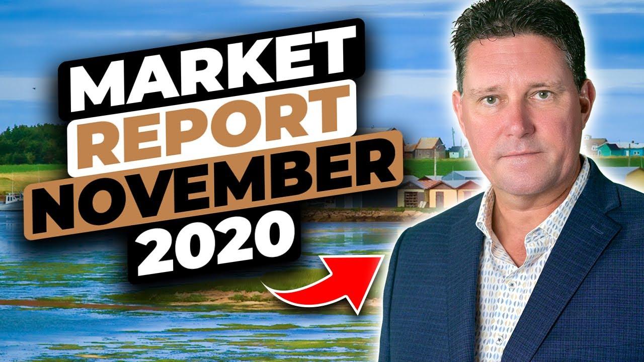 Prince Edward Island Real Estate Unscripted | PEI Real Estate Market November 2020