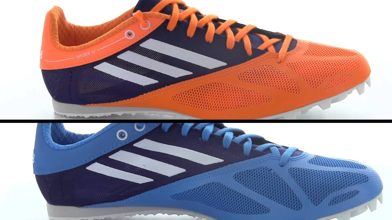 Adidas Adizero Long Jump 2 Spikes Mens Blue